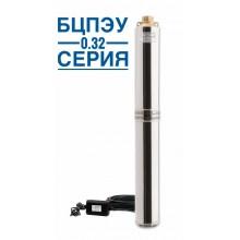 Запчасти к насосу Водолей БЦПЭ У 0.32 серии
